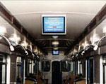 Мониторы в вагонах